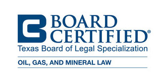 San Antonio Board Certified Oil, Gas & Mineral Law